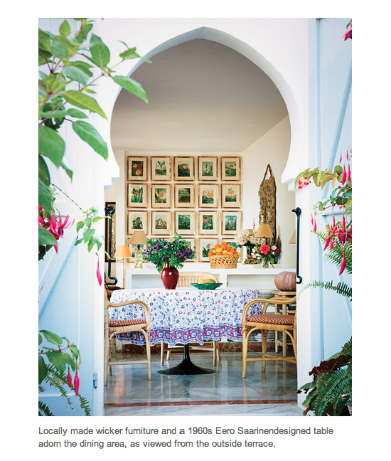 The Gardener's House in Tangier, Morocco 6