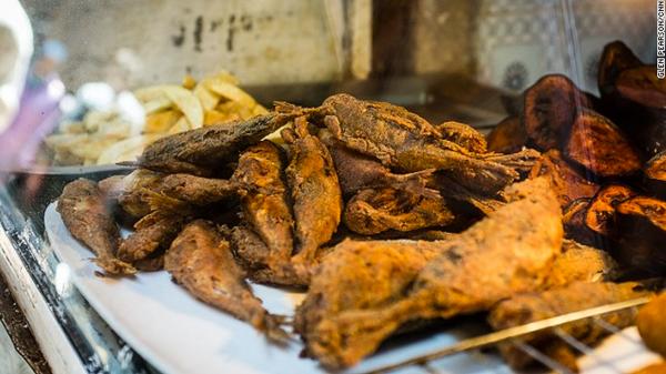 Sardines in Morocco